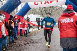 Брянский Росгвардеец завоевал второе место на забеге «Соловьи Cross»