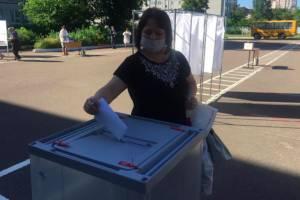 На Брянщине проходит основной день голосования по Конституции