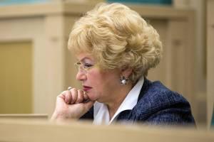 Экс-сенатор от Брянщины призвала меньше тратиться на разгоны митингов