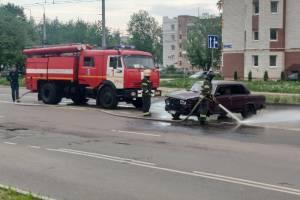В Брянске на Крахмалева две легковушки попали в ДТП