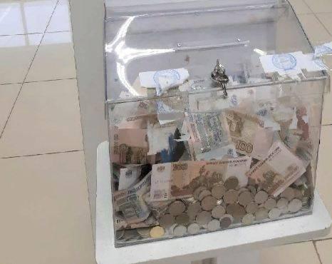 Брянцы собрали 45 тысяч рублей для тяжелобольной девочки из Севского района