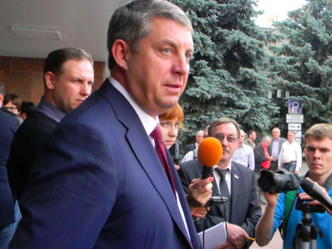 Брянский губернатор Александр Богомаз упал в медиарейтинге