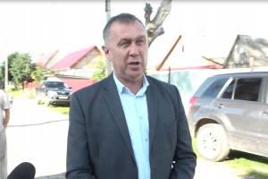 Главе администрации Сельцо Игорю Васюкову отказали в помощи с ремонтом моста
