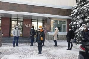 В Брянске обманутые дольщики «Комфорта» снова пришли за помощью к губернатору