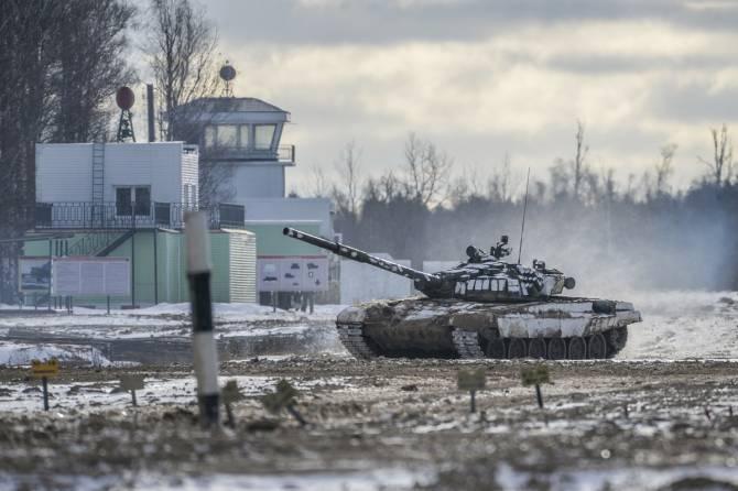 Брянские военные начали готовиться к АрМИ-2021