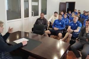 Перед брянским «Динамо» поставили задачу сохранить прописку в ФНЛ