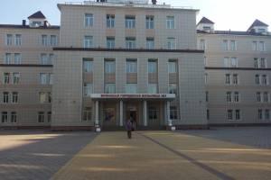 В Брянскую городскую больницу №1 привезли опасного заключенного