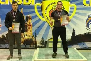 Брянский гиревик Анищенко победил на кубке Москвы