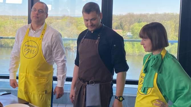 На Брянщине снимут выпуск кулинарного проекта «Формула еды»