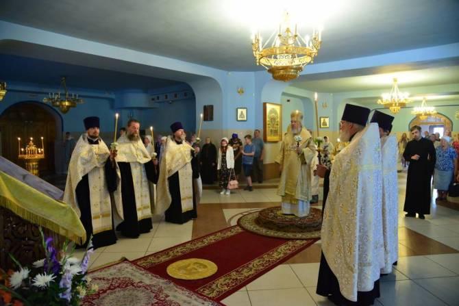 В Брянске почтили память равноапостольного князя Владимира