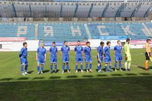 Футболисты брянского «Динамо» 28 апреля сыграют с московским «Велесом»