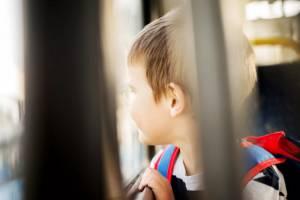 В Клинцах ребенка из многодетной семьи высадили из автобуса