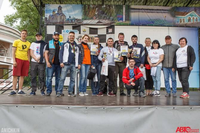 В Брянске впервые прошло первенство области по автомногоборью среди детей