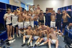 Молодёжка брянского «Динамо» одержала долгожданную победу