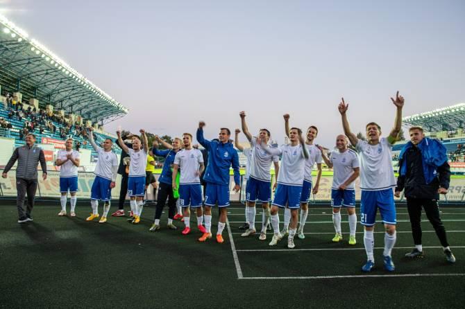 Брянское «Динамо» назвали самой возрастной командой ФНЛ