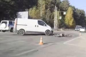 Под Брянском пенсионер на Opel покалечил 27-летнего мотоциклиста