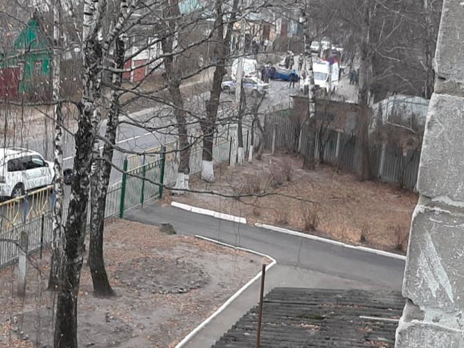 В Брянске из-за ДТП с перевернувшейся машиной образовалась пробка