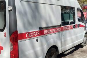 В Брянске водитель московской фирмы разбил лицо на производстве