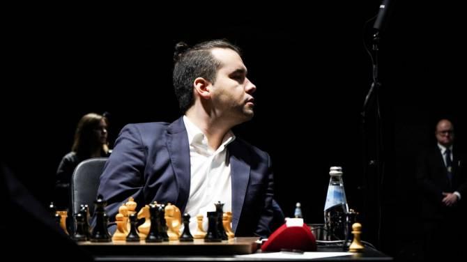 Брянский шахматист Непомнящий сыграет на онлайн-Олимпиаде в составе сборной