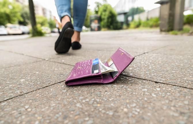 В Фокино дети нашли кошелек с деньгами и вернули его хозяйке