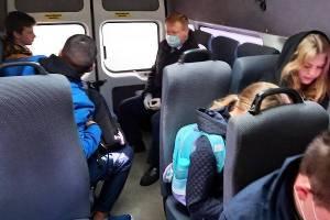 В Брянске за отсутствие масок оштрафовали 30 пассажиров общественного транспорта