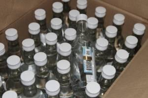 Хитрого брянца осудят за продажу «левого» алкоголя и сигарет