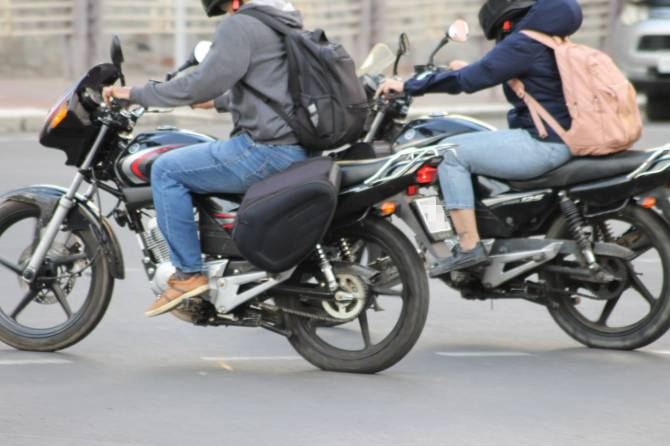 В Брянске «скрытые» патрули ГИБДД устроят охоту на мотоциклистов