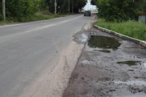 Прокуратура потребовала от властей Брянска обезопасить пешеходов возле остановки «Меловая»