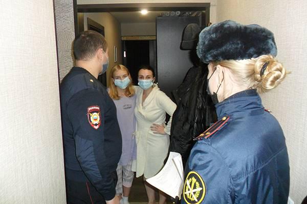 В Брянске проверили отбывающих наказание на свободе юных осужденных