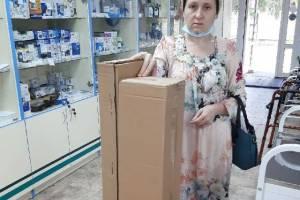 Брянцы купили для тяжелобольной девочки облучатель за 19 тысяч рублей