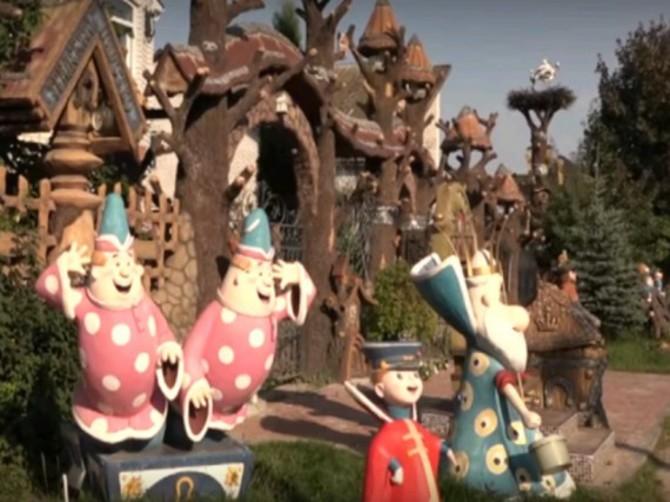 Брянцев пригласили в парк сказок «Тридевятое Царство»
