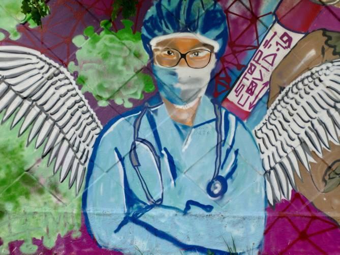 В брянском ковидном госпитале вылечили 700 детей