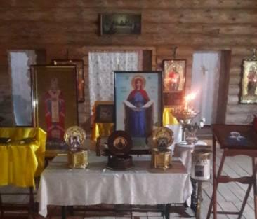 Жителям брянского поселка предложили поклониться мощам Матроны