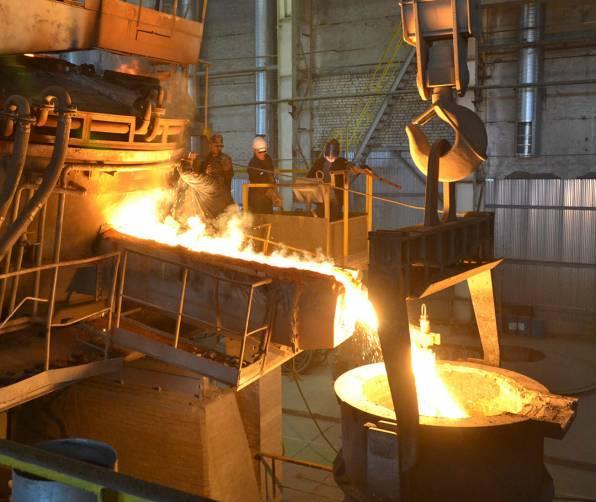 Брянские сталелитейщики отметили 85-летие первой плавки