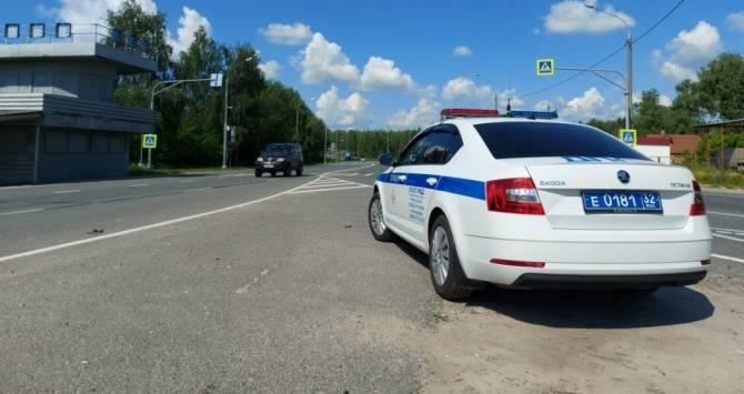 За два дня в Брянской области поймали 20 пьяных водителей