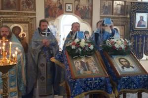 Брянский храм на Ковшовском кладбище провёл крестный ход