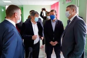 Андрей Турчак похвалил здравоохранение Брянщины