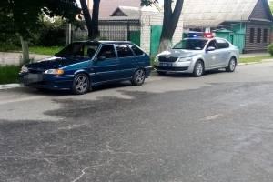 В Новозыбкове 22-летний водитель ВАЗ попался пьяным за рулем