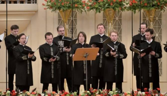 В Брянске выступит хор Валаамского монастыря