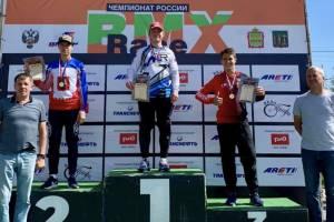 Брянский велосипедист стал третьим на Кубке России в Пензе