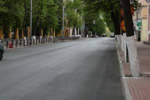 В Брянске 10 октября перекроют улицу Фокина