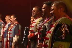 Брянский ансамбль «Ватага» выступил на гала-концерте «Добровидения»