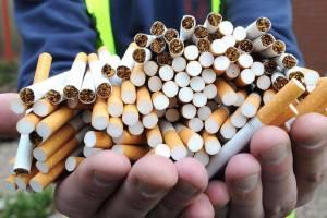Клинцы стали одними из лидеров на рынке нелегальных сигарет в России