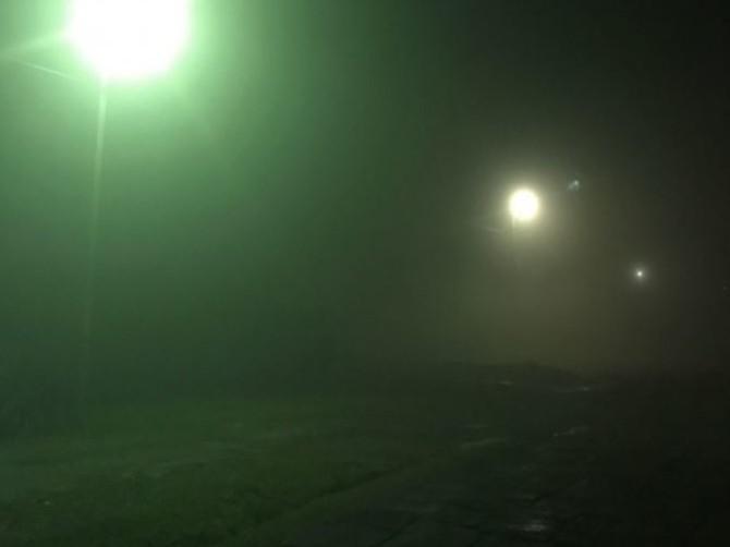 Соцсети: Карачевский район охватил большой лесной пожар