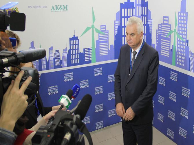 Министр из Приднестровья заявил о готовности сотрудничать с Брянщиной