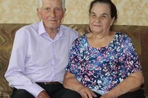 В День семьи, любви и верности брянские супруги отмечают бриллиантовую свадьбу