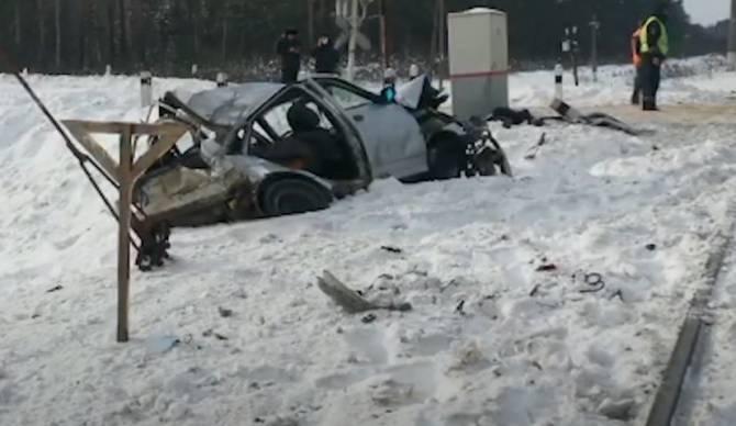 В Брянске осудят парня за смертельное ДТП с электричкой