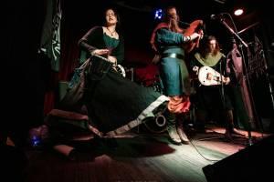 В Брянске впервые даст концерт «Средневековая дичь»