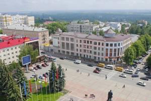 В Брянске БГИТУ отмечает 90-летний юбилей