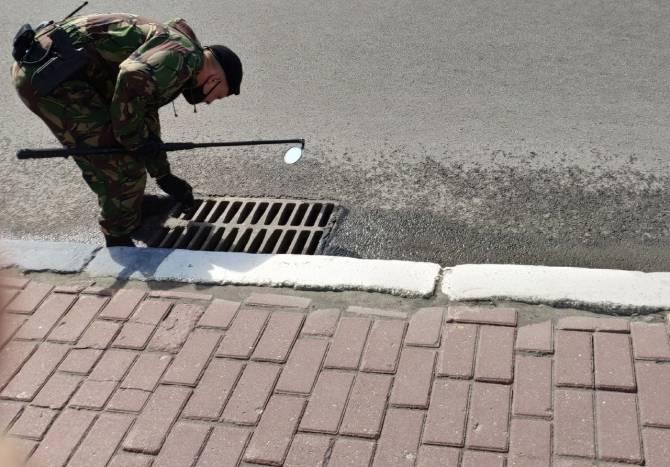 В Брянске перед маршем Победы ищут бомбу на проспекте Ленина